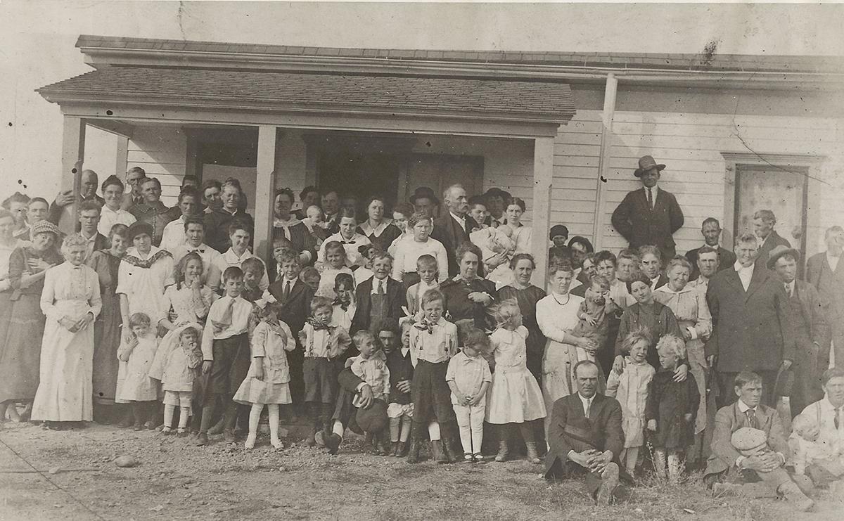 Folsom Folks 1917